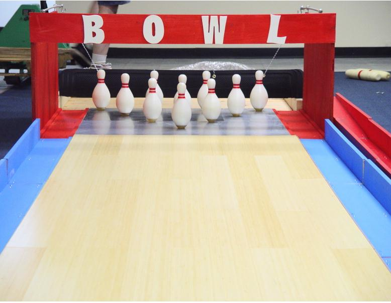Homemade Bowling Lanes Just For Fun Or Preserving History