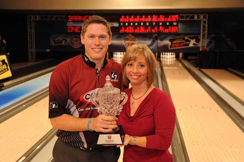 Chris Barnes Bowling Chris Barnes Wins Pba World